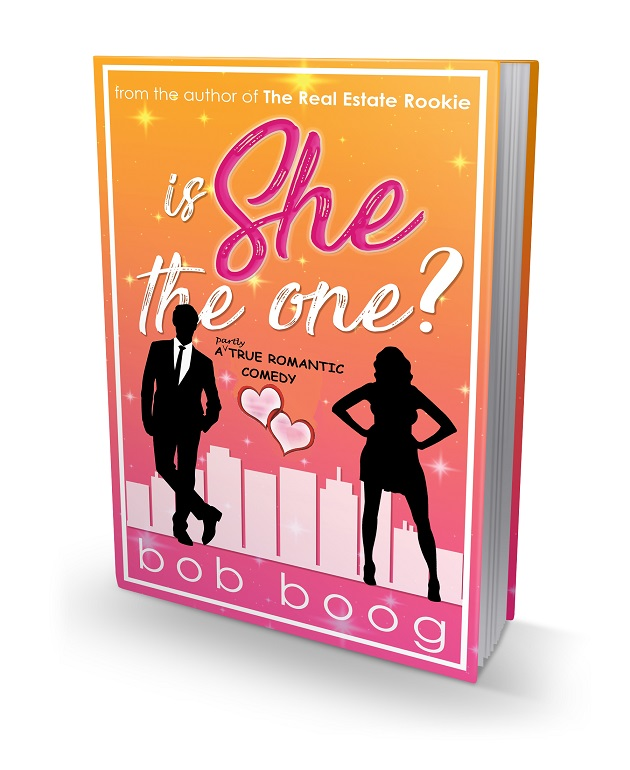 buy is she the one by bob boog